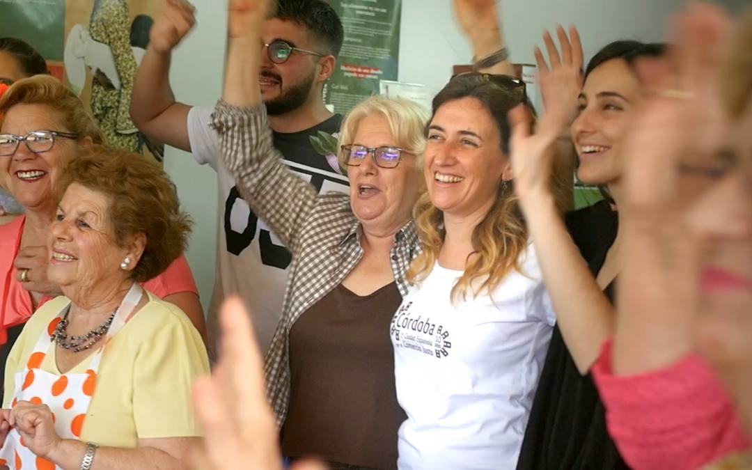 Córdoba es reconocida por su apoyo directo a los productores y productoras de Comercio Justo