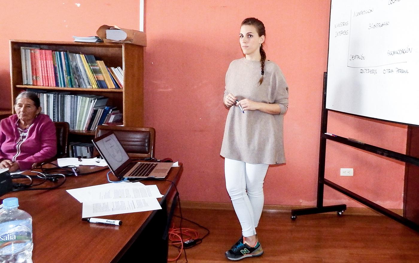 Experiencias de una voluntaria cooperante. Primeros días en Ecuador.