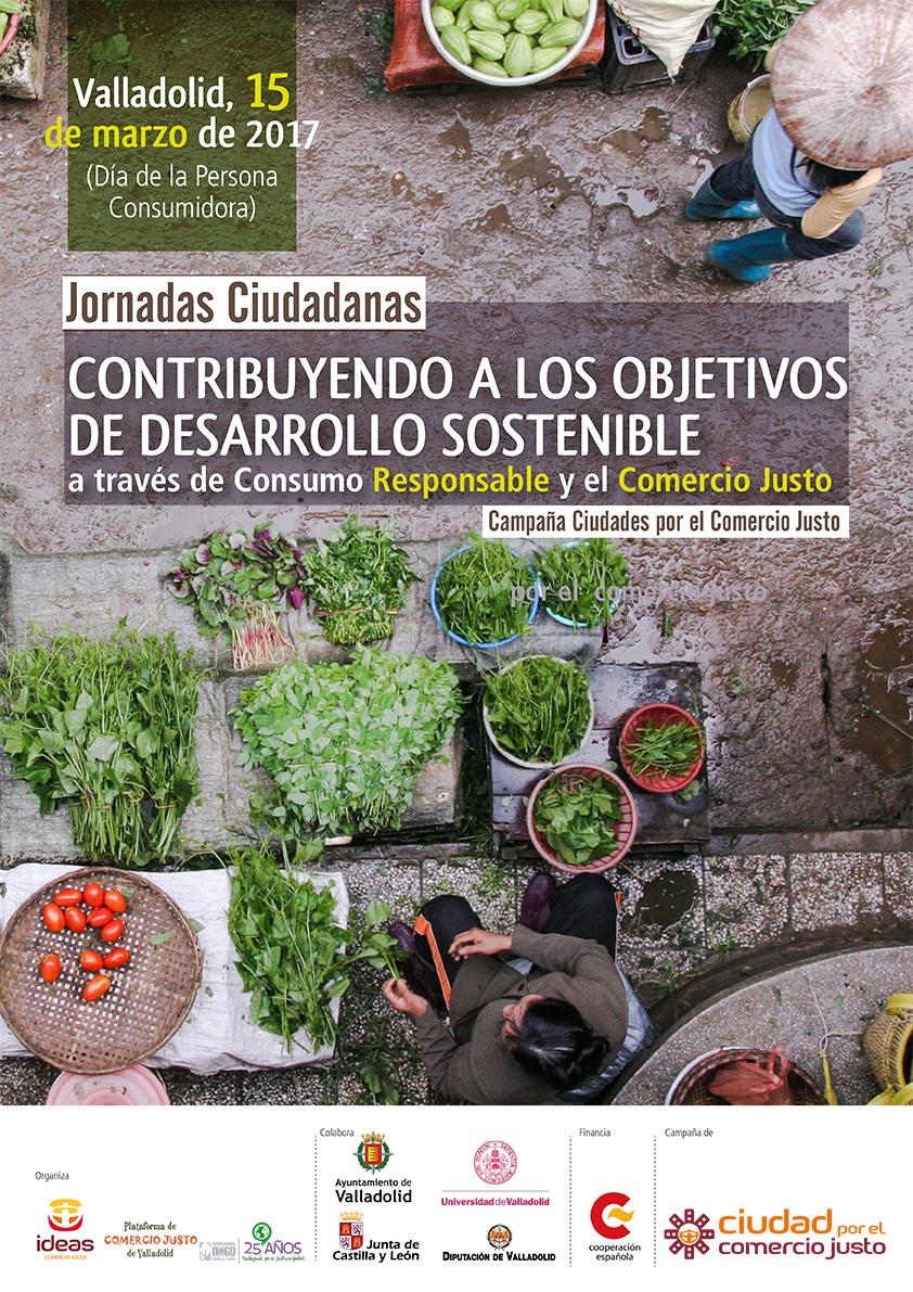 Jornadas sobre Objetivos de Desarrollo Sostenible y Comercio Justo
