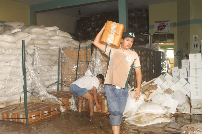 Inundaciones en Perú afectan a uno de nuestros productores