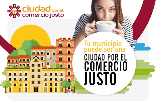 Dos nuevas localidades Zaragoza y Portugalete son ya Ciudades por el Comercio Justo
