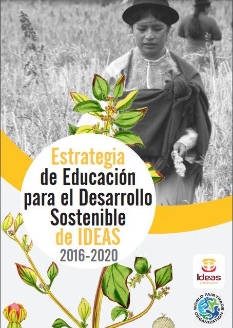 Portada de Estrategias de educación para el desarrollo sostenible