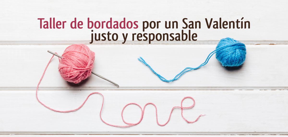 Por un San Valentín diferente, justo y responsable