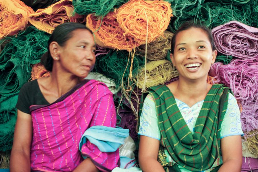 CORR The Jute Works de Bangladesh, una historia de mujeres