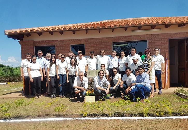 Inaugurado el laboratorio de suelos finaniciado por IDEAS y el Ayuntamiento de Córdoba