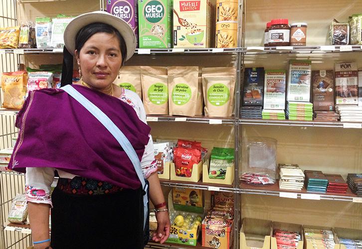 El Comercio Justo en Ecuador se llama Maquita