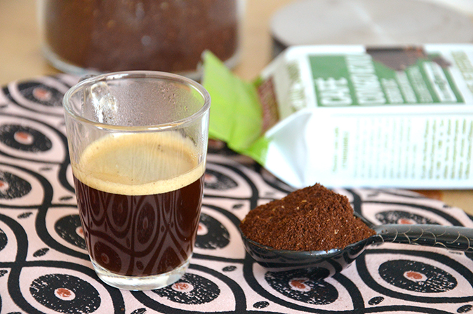 Café Congo Kivu. Un café de altura
