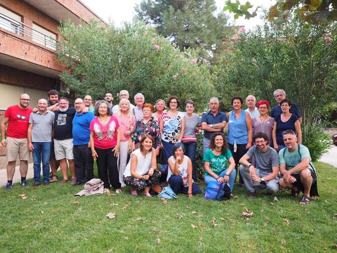 Participamos en el encuentro anual de la Red de Entidades de Finanzas Alternativas y Solidarias