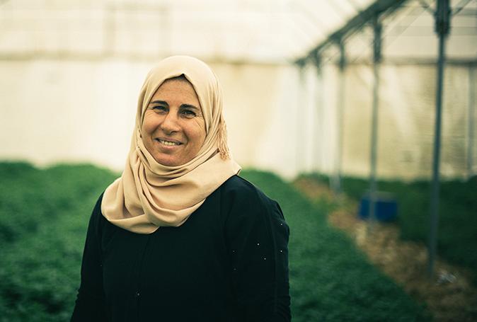 IDEAS apoya a las mujeres palestinas