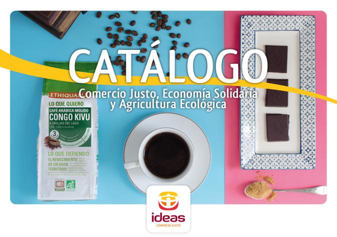 Nuevo catálogo de productos Bio y Justo