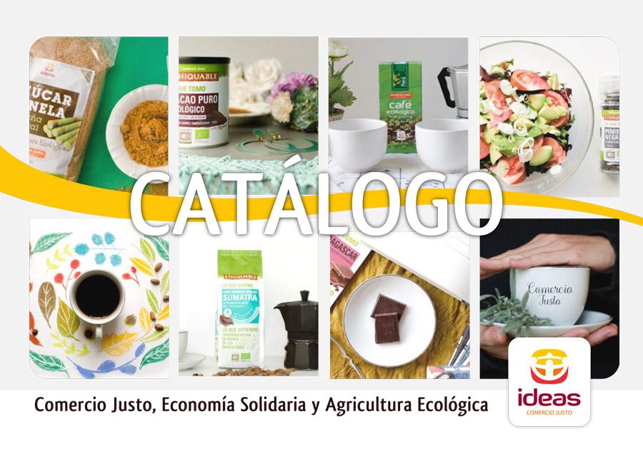 Catalogo IIDEAS Comercio Justo