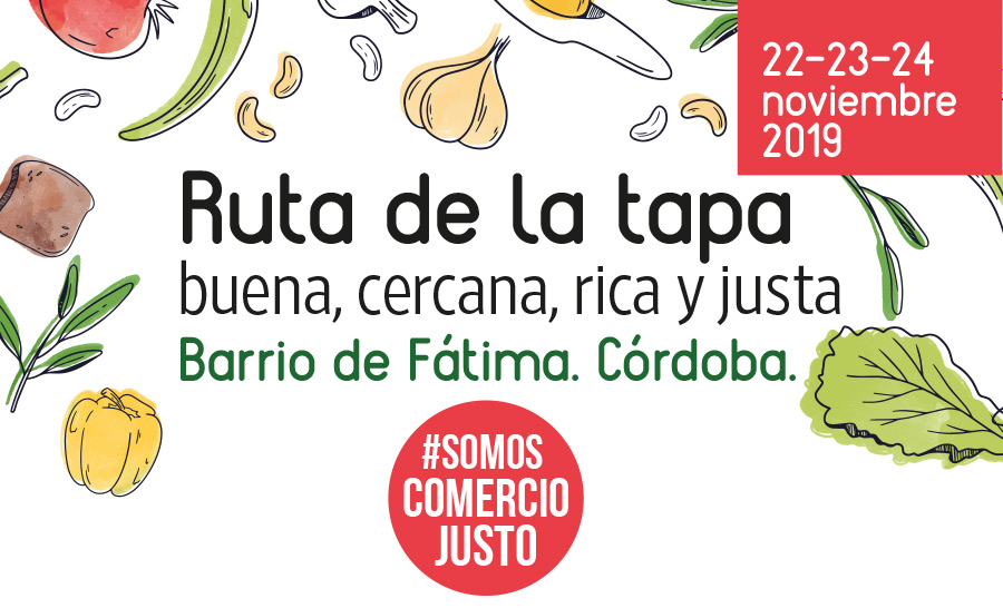 Ruta de la tapa buena, cercana, rica y justa en Córdoba