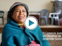El Comercio Justo y los Objetivos de Desarrollo Sostenible con mirada de mujer