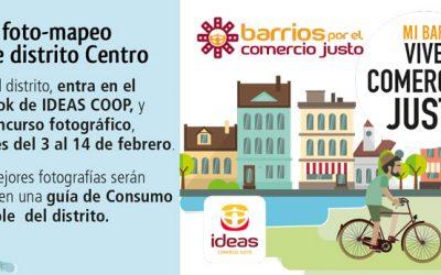 Un concurso de fotos pretende dar a conocer los lugares mas sostenibles y solidarios del Distrito Centro de Madrid