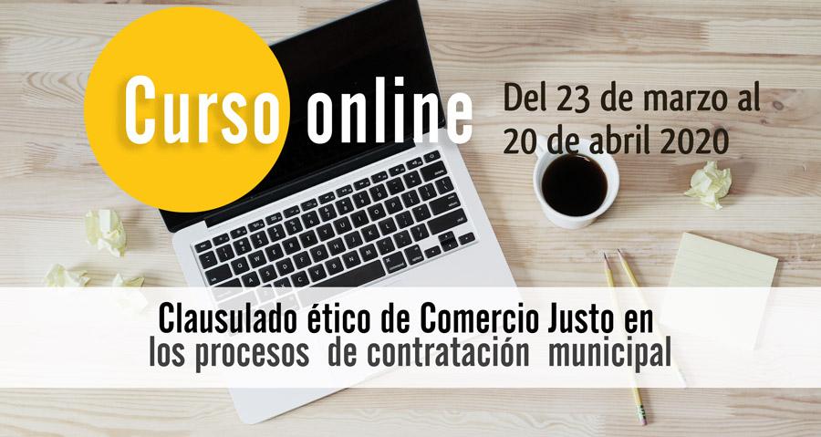 Curso online de Compra Pública Ética