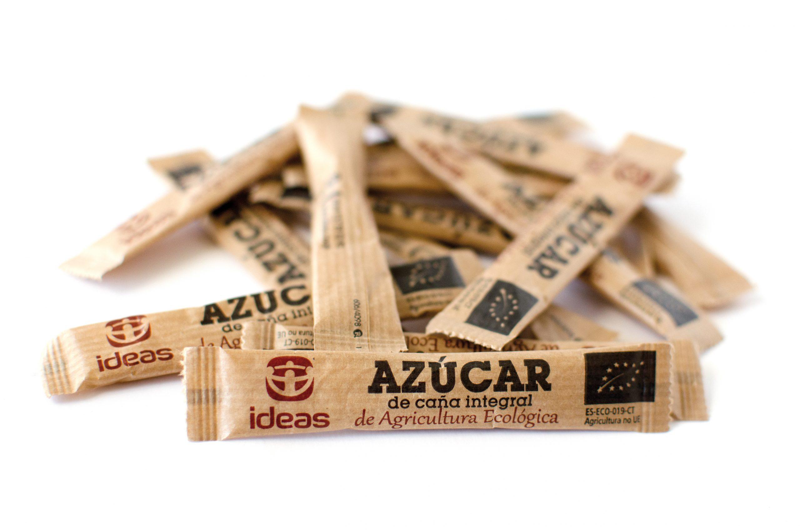 azucarillos Comercio Justo