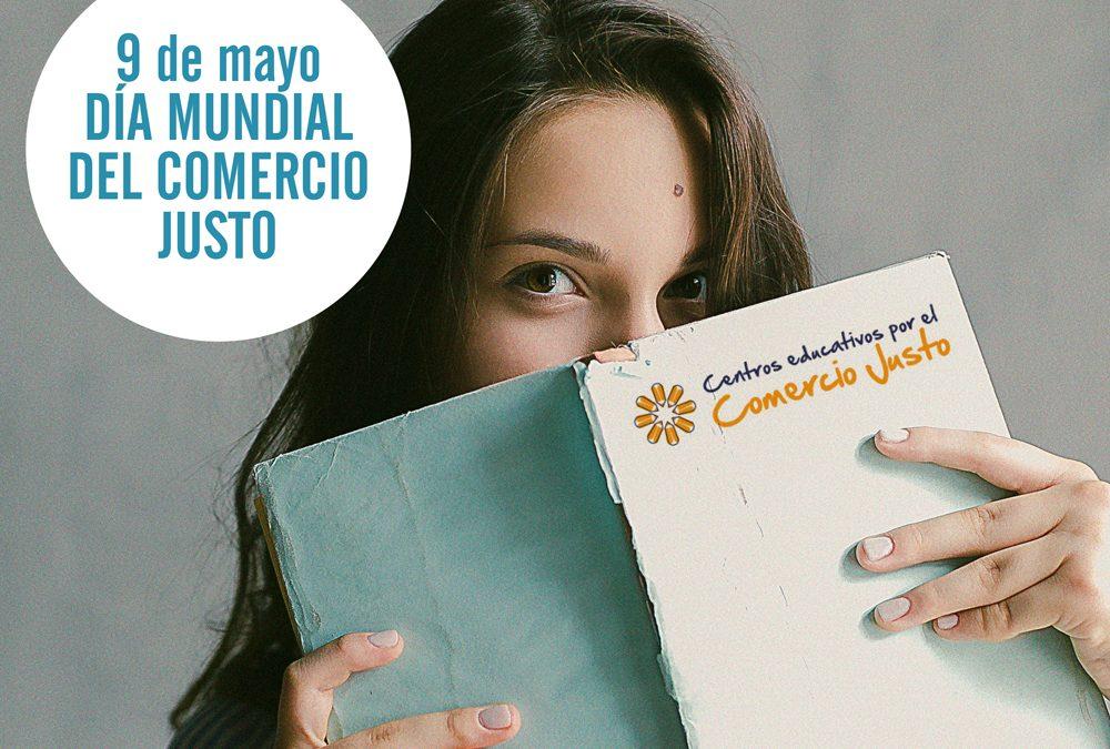 Día Mundial del Comercio Justo en los coles de Córdoba