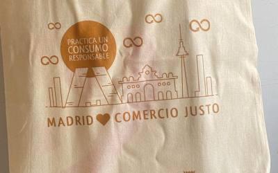 Madrid con el pequeño comercio de barrio, local, justo, sostenible, igualitario y ecológico
