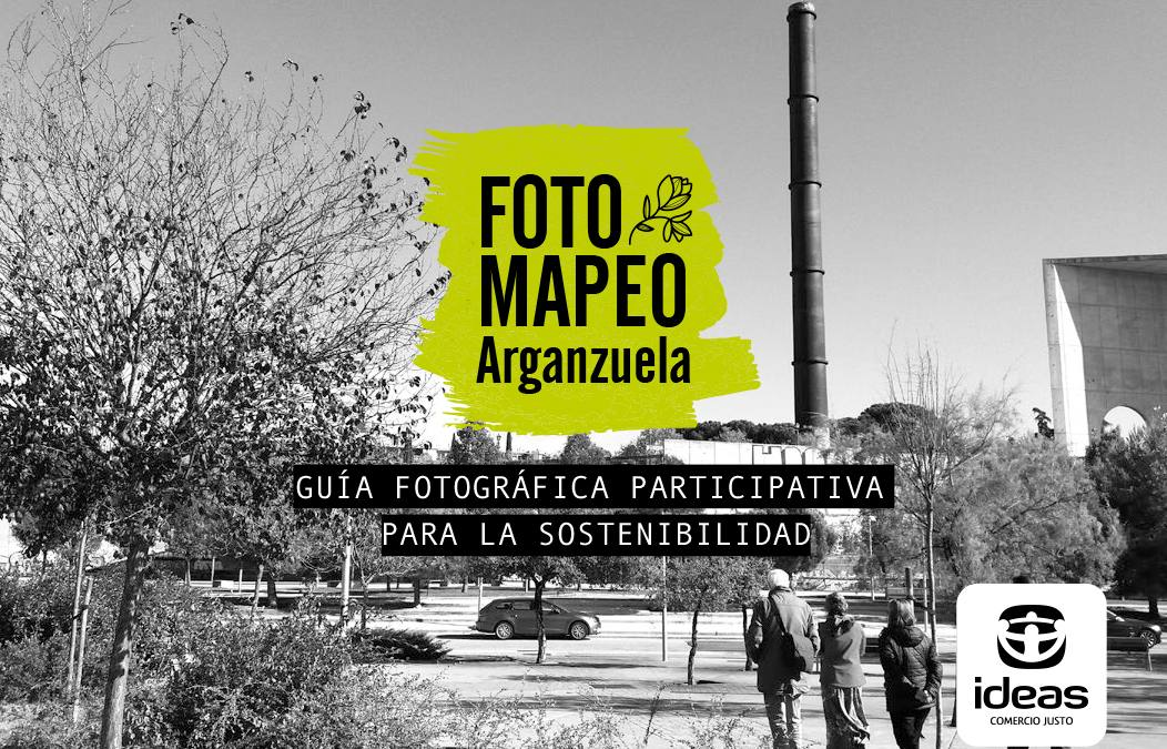 Publicamos la Guía de Foto-Mapeo de Arganzuela