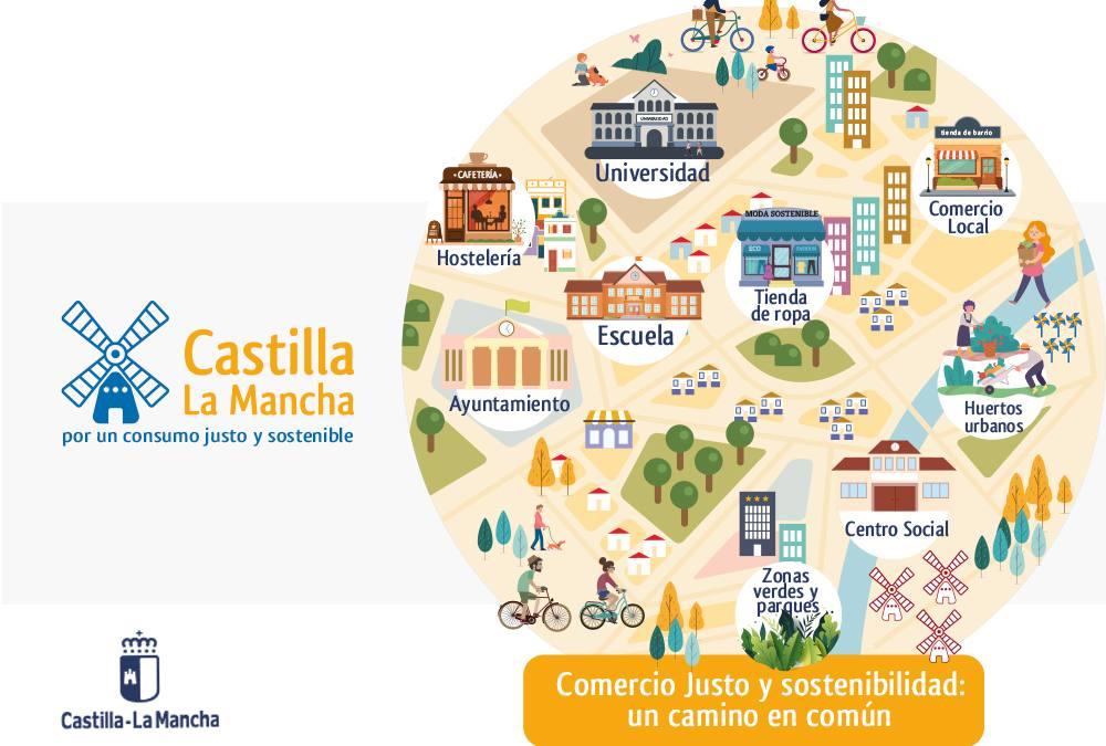 Castilla la Mancha se suma al Comercio Justo y Sostenible