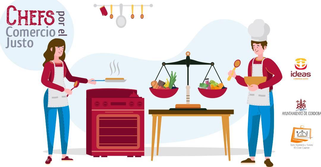 Primer concurso chefs por el Comercio Justo de Córdoba