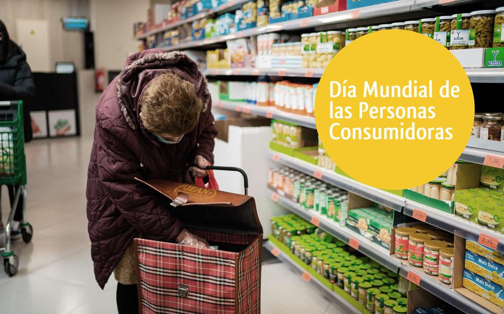 Los derechos, valores y responsabilidades de las personas consumidoras