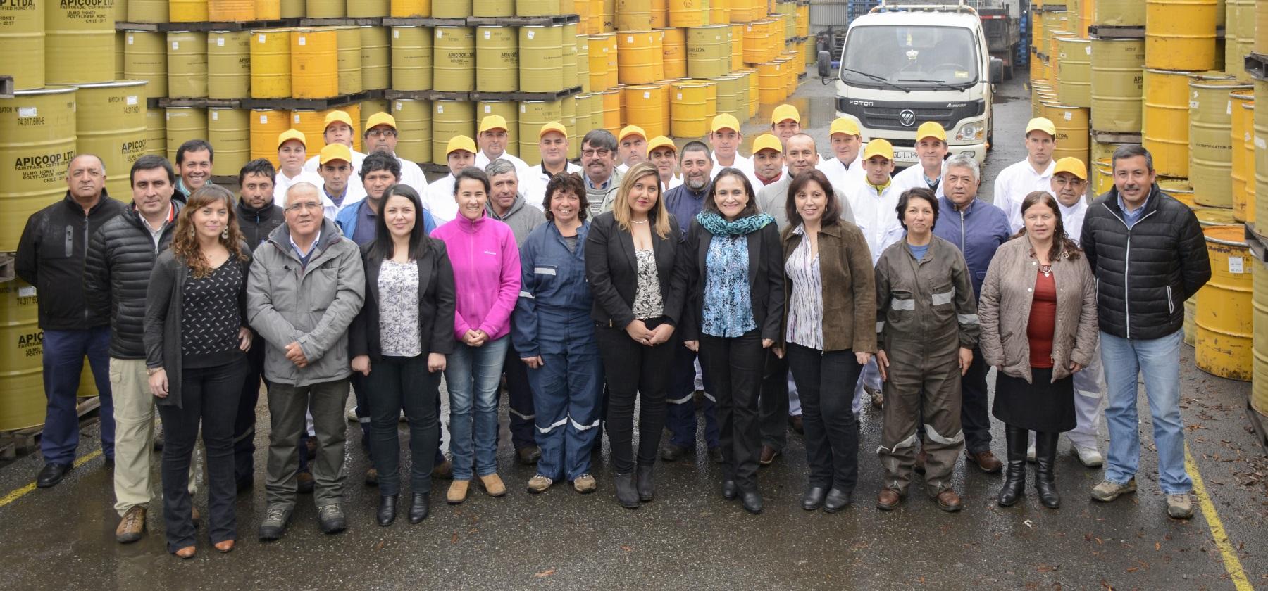 APICOOP Grupo productor Comercio Justo